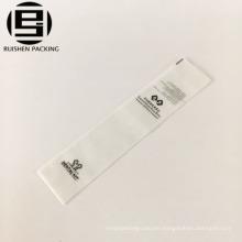 EVA material printed travel toothbrush packing bag