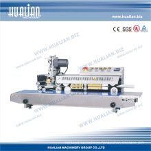 Hualian 2016 Continuous Plastic Bag Sealing Machine Color (FRS-1010I)