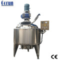 Industrial Chemical Stainless Steel Mixing Tank with magnetic agitator