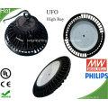 Lâmpada de LED UFO Industrial luz alta Baía UL 200W