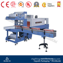 Bottles and Cans Film Shrink Wrapping Machine (BL-350B)