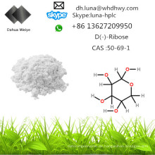 Ribose China Supplier Nahrungsergänzungsmittel Lebensmittelzusatzstoff Ribose / D-Ribose