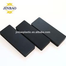 JINBAO noir mince feuille de mousse rigide rétro-éclairage panneau de mousse de pvc
