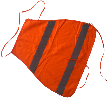 Dog vest reflective safety vest