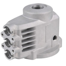 Casting Iron Motor Housing Sand Casting for Auto Parts