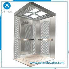 Pièces d'ascenseur avec belle cabine de décoration (OS41)