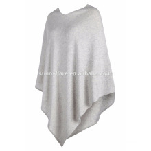 2017 New Fashion Women Cashmere Poncho