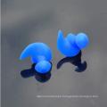 Comfortable waterproof bathing earplug silicone swim earplug