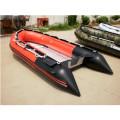 Ce 360 Rubber PVC Aluminum Floor Inflatable Boat