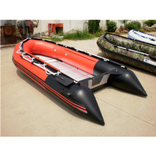 CE-360 PVC Aluminium Boden aufblasbare Schlauchboot
