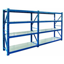 2018 Hot Steel Pallet Storage Shelves Warehouse Metal Medium Duty Rack