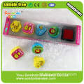Selo Erasers New Designs Eraser
