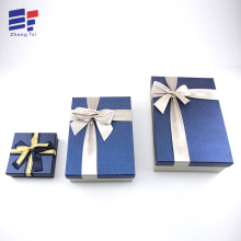 Ribbon top and bottom paper packaging for electronics