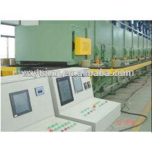 YTSING-YD-4115 PU sanduíche painel máquina, rolo PU sanduíche painel formando máquina, PU sanduíche painel linha de produção