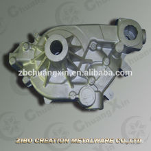 Qualified 3.8kg hummer water pump cover A356 gravity casting aluminum housings