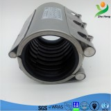RCH-L SUS 304 Water Pipeline ,plastic pipe ,pvc pipe open kind repair clamp/ water heating pipeline connector