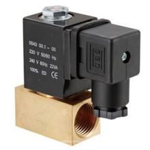 Control del temporizador de la válvula de drenaje del solenoide