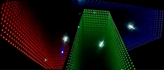 led matrix light