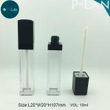 10ml Square Makeup Liquid Lipstick Tube