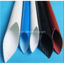 Silicone Rubber Coated Fiber Glass Insulation Sleeving