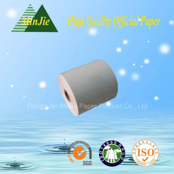 A Grade 80 milímetros papel térmico rolo 80 milímetros POS Papel rolo 80 milímetros térmico papel para POS terminal