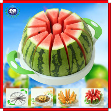 Werbeartikel Edelstahl Easy Cleaning Watermelon Slicer