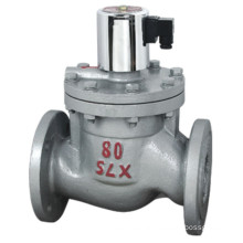 Big Size Normally Closed Solenoid Valve