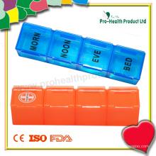 Mini Ein Tag Plastik Pille Box (PH1198)