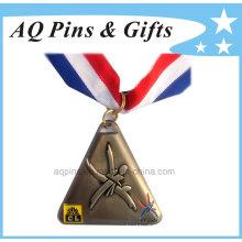 Judo Medallion with 3c Ribbon