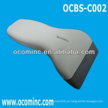 Barato CCD Lector de Código de Barras Máquina de Marcado Láser de Código de Barras Soporte USB, PS / 2 (OCBS-C002)