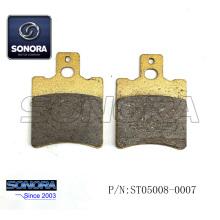 Pastilla de freno delantera YAMAHA AEROX / JOG 40X54X7mm (P / N: ST05008-0007) Calidad superior