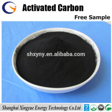 high efficiency activated carbon powder 200 mesh for color removal