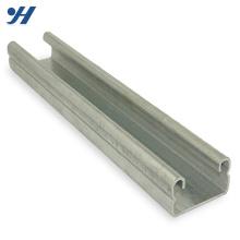 China Promotion Hot Sale Construction Material Unit Strut C Channel