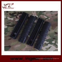 Rifle táctico Handguard Rail cubierta de Td Style 4PCS negra