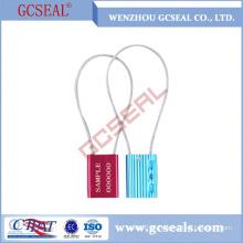 GC-C2001 calcadeira evidente selo de segurança do cabo