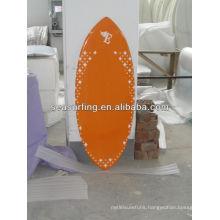 Epoxy fiberglass skimboard