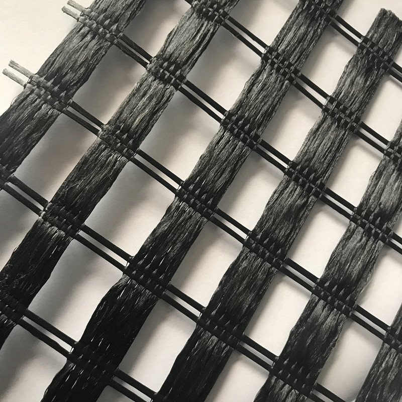 고강도 PET Uniaxial Geogrid