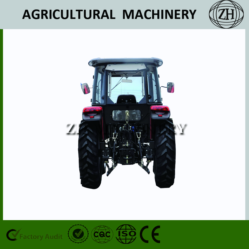 70HP Middle Farm Traktor Fabrik