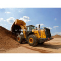 تستخدم CAT Wheel Loader