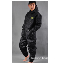 Winter Overall, Workwear Coverall with Hoody (LSW013)