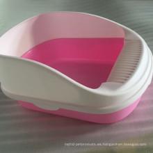 Caja de arena automática para gatos / Entrenamiento para inodoro de gato