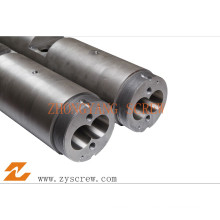 Twin Parallel Screw & Barrel for Plastic Extruder