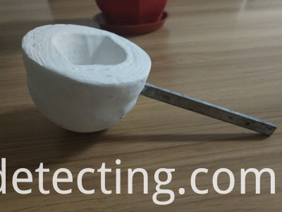 ceramic fiber spoon