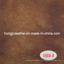 Oferta quente moda estilo europeu sofá de couro