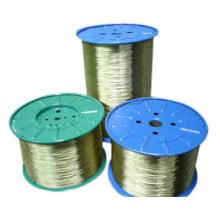 Alambre de acero recubierto de cobre (3 + 9 * 0.22 + 0.15HT;)