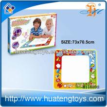 Make in China Pintura de água criança desenho brinquedo cobertor desenho cobertor bebê desenho bordo H116898