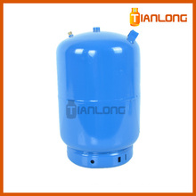 12L used refillable lpg cylinder for camping