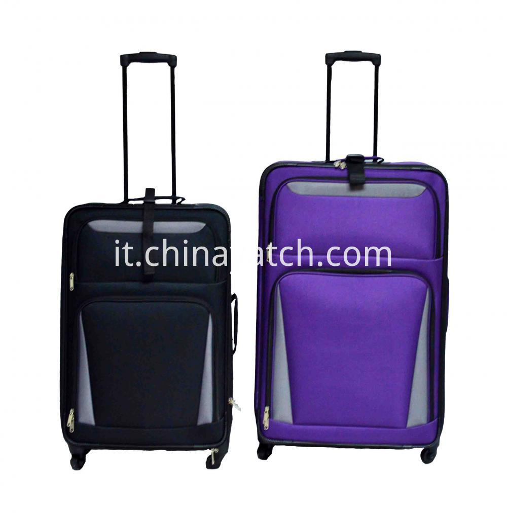 Expandable Trolley Case Set