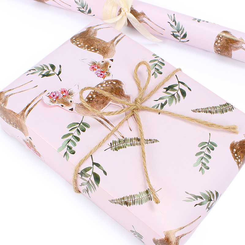 Gift Wrapping Paper 7