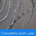 Razor Wire Concertina / Razor Barb Wire Concertina
